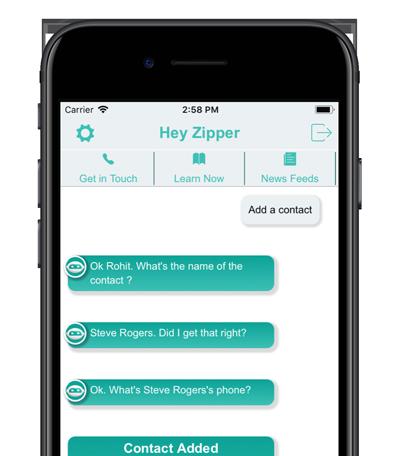 ZipperAgent Smart Assistant