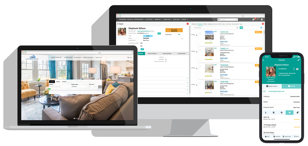 CRM Software for Real Estate Agents and Brokers