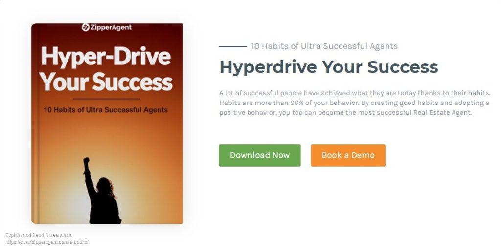 ZipperAgent hyper-Drive Your Success
